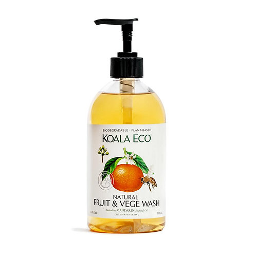KOALA ECO - Natural Fruit and Vegetable Wash 澳洲全天然蔬果洗滌劑
