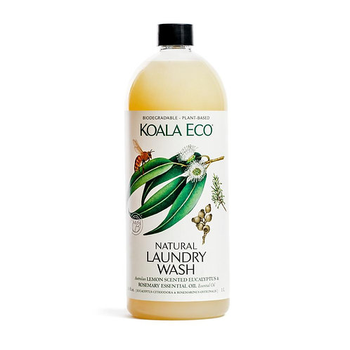 KOALA ECO - Natural Laundry Wash 澳洲全天然多功能洗衣液 (毋須柔順劑)