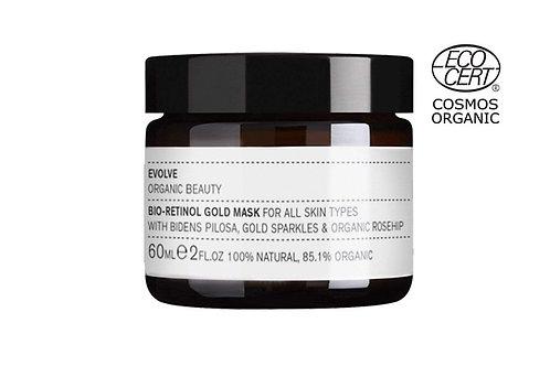 EVOLVE ORGANIC BEAUTY - Bio-Retinol Gold Mask