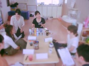 【支援日記】小規模保育園での食育勉強会