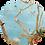 Thumbnail: Cirkel Mystic Garden  meerdere kleuren