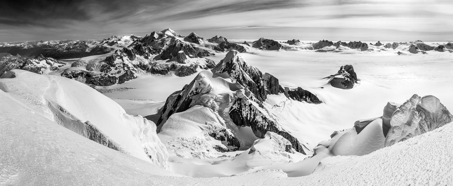 Nordliches patagonisches Inlandeis