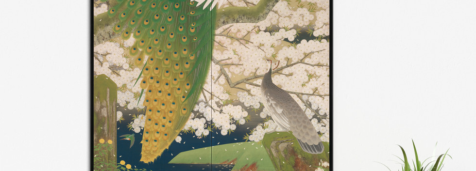 Bird on Tree
