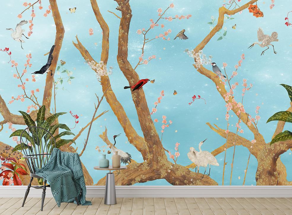 smal behang mystic garden blue 2.jpg