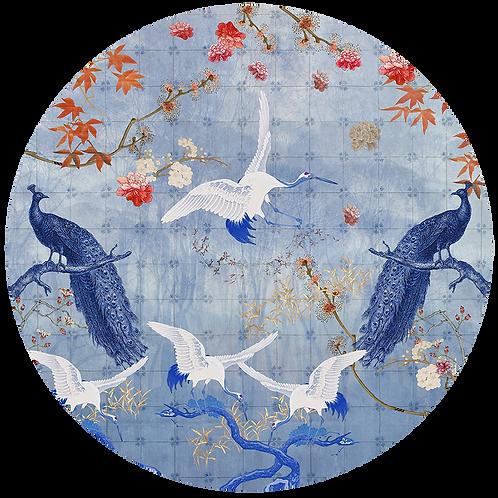 Cirkel Delft Blue