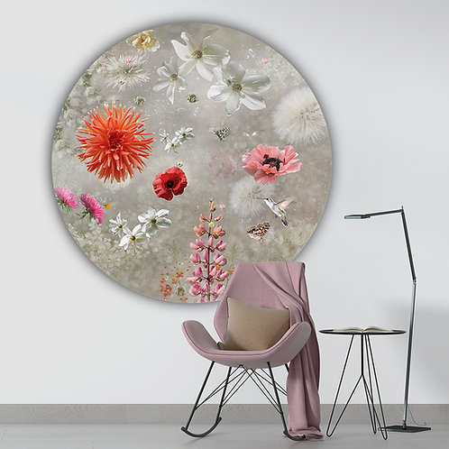 Cirkel Misty Poppy