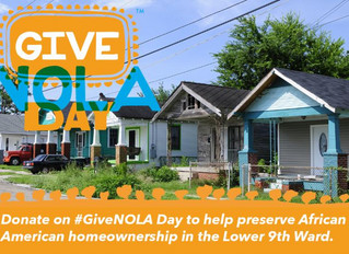 Want to Support African-American Homeownership?     