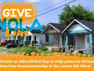 Want to Support African-American Homeownership?     
