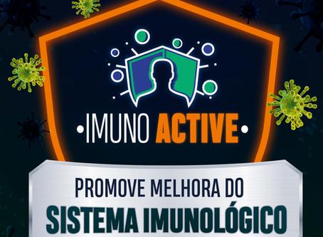 IMUNO ACTIVE - Lançamento HLCAPS para Sistema Imune