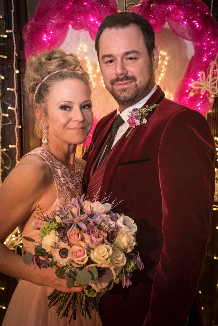 Eastenders Props Photo - Renew Wedding