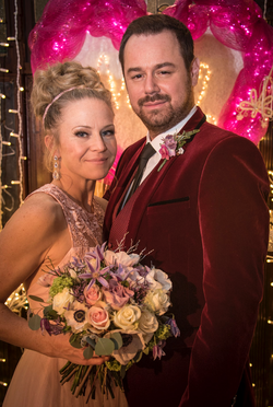 Eastenders Props Photo - Renew Wedding