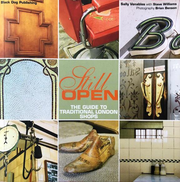 Still Open Book Cover