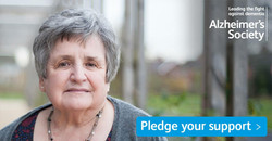 Alzheimer's Society Campaign