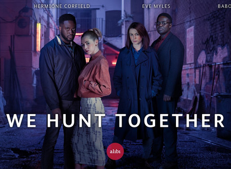 First look at the cast of 'We Hunt together'.