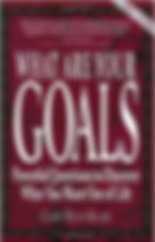Gary Blair's What Are Your Goals
