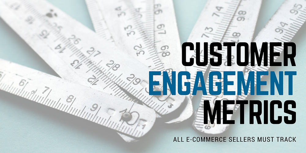 Customer Engagement Metrics Banner