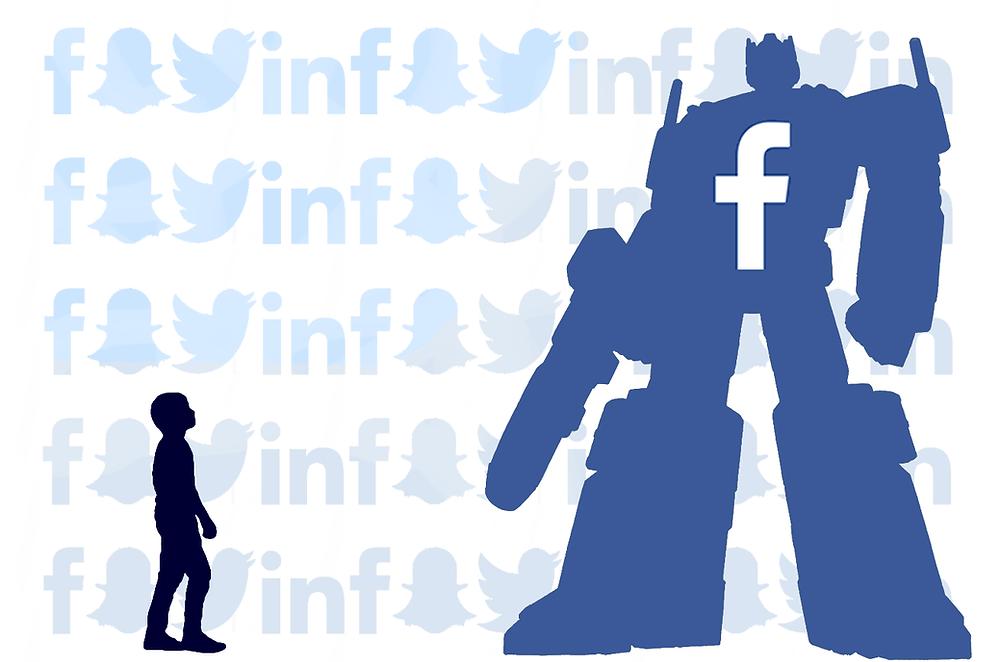 Social Media Laggard Banner