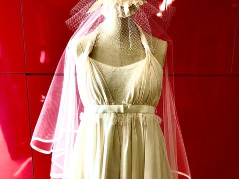 装うこと、ルーチェクラッシカ光田さんのウェディングドレスについて思うこと。