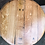 Thumbnail: Wine Barrel Oak Lazy Susan