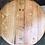 Thumbnail: Wine Barrel Oak Lazy Susan