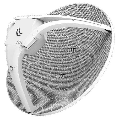 MikroTik LHG LTE kit with 17dBi 25 degrees LTE Antenna