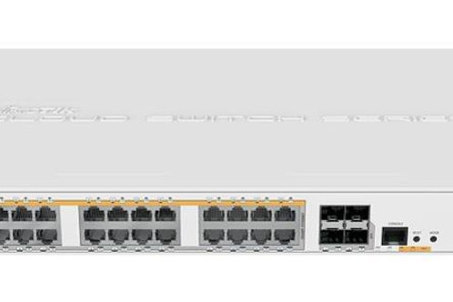 MikroTik CRS CRS328-24P-4S+RM 802.3af + Passive PoE Switch