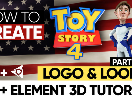 TUTORIAL: How To Create The Toy Story Look