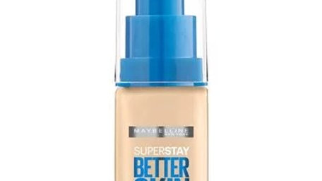 MAYBELLINE-SUPER STAY BETTER SKIN® SKIN-TRANSFORMING FOUNDATION GOLDEN HONEY