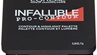 INFALLIBLE PRO CONTOUR PALETTE INFALLIBLE
