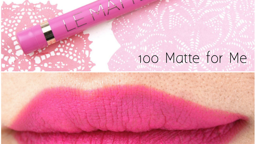 L'Oreal Paris Colour Riche La Matte Lip Color