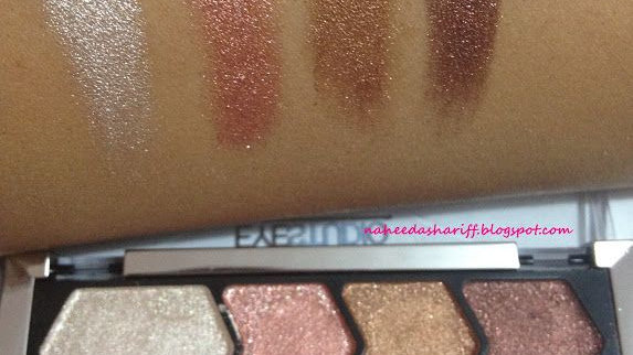 SOMBRAS MAYBELLINE NEW