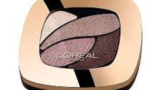Sombras Ojos Colour Riche Dual 300 Rose Nude Loreal 3.5 g (Color Riche Eye Shado