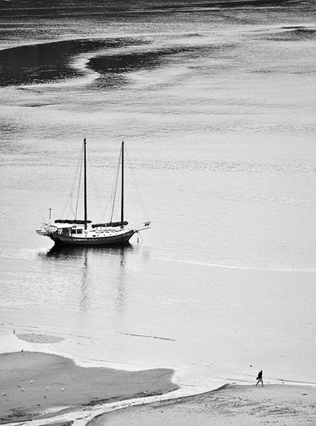 Marée montante, Tadoussac