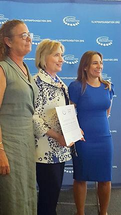 OPAS Clinton Foundation