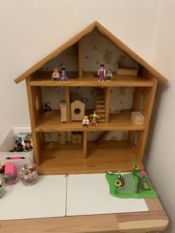 Dolls house!