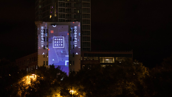 Live Streaming Projection Mapping