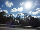 02755_Summer is Calling_Florida Road Trip_Sun_Sky_Trees_by Anastasia V. Silva_The New Romantic Renaissance (by AVS)
