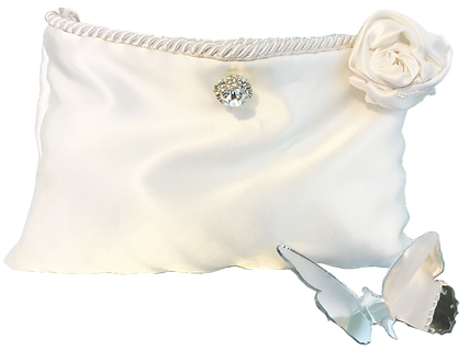 7327 (2)_2_The Rose Purse (white)_Bridal by AVS_Weddings_Accessories_Satin_The New Romantic Renaissance_(by AVS)