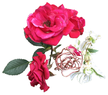 The Rose Wrist Articulation™ (Corsage)_Wreath motif_Clip Art_by Anastasia V. Silva™_The New Romantic Renaissance™ (by AVS™) (2).png