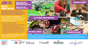 Join Us at the New Brunswick Maker Faire