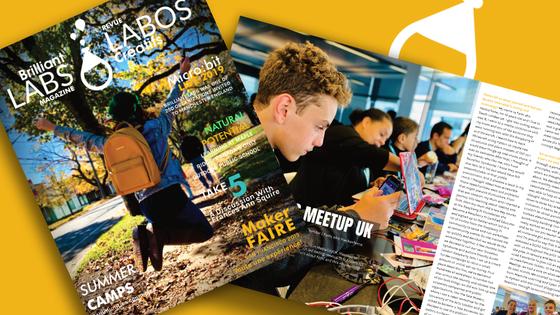 Brilliant Labs Magazine: Community Decoded | Labos Créatifs: Communauté Décodée