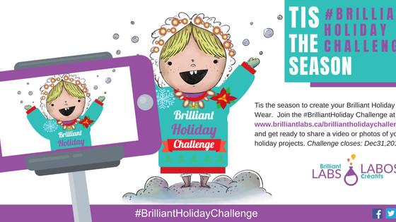Brilliant Holiday Challenge