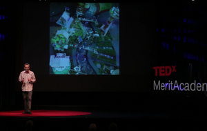 What if you built a river in a classroom? | Gregory Gavin | TEDxMeritAcademy