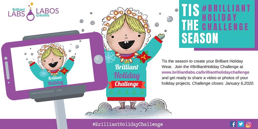#BrilliantHolidayChallenge.png