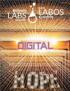 Brilliant Labs Magazine: Digital Hope