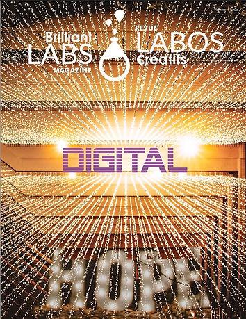 Brilliant Labs Magazine: Digital hope