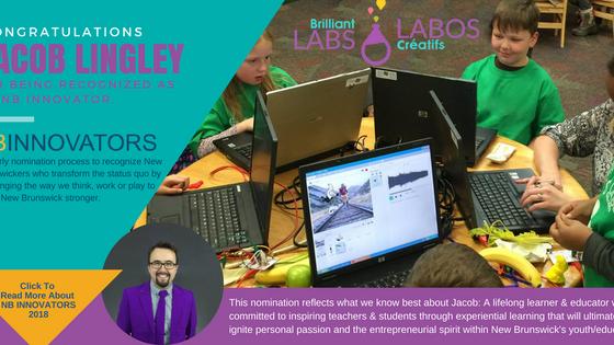 NB Innovators: Jacob Lingley & Benjamin Kelly