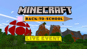 CBC Kids News is hosting a Minecraft back-to-school live event