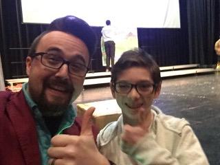 Jacob and student