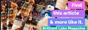 Brilliant Labs Magazine: Magic Of Coding